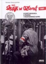Okładka książki: Strajk w OZGraf 1981
