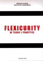 Okładka książki: Flexicurity w teorii i praktyce