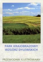 Okładka książki: Park Krajobrazowy Wzgórz Dylewskich