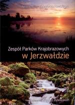 Okładka książki: Zespół Parków Krajobrazowych w Jerzwałdzie