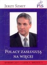 Okładka książki: Polacy zasługują na więcej