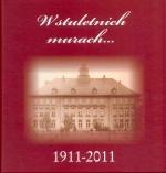 Okładka książki: W stuletnich murach...