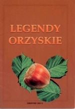 Okładka książki: Legendy orzyskie