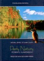 Okładka książki: Perły natury powiatu Iławskiego