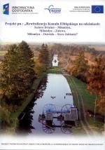 Okładka książki: Projekt pn.: