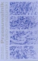 Okładka książki: Przesuwalnik warmińsko-mazurski