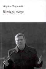 Okładka książki: Bliźniego, swego