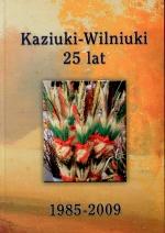 Okładka książki: Kaziuki-Wilniuki