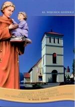 Okładka książki: Przeszłość i teraźniejszość kościołów i parafii dekanatu pod wezwaniem świętego Antoniego Padewskiego w Białej Piskiej