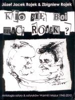 Okładka książki: Kto się boi braci Rojek?