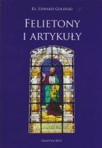 Okładka książki: Felietony i artykuły