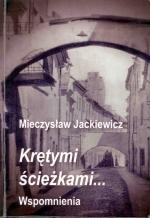 Okładka książki: Krętymi ścieżkami...