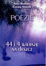 Okładka książki: Poezje