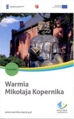 Okładka książki: Warmia Mikołaja Kopernika