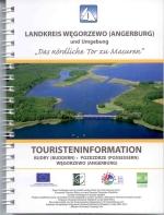 Okładka książki: Landkreis Węgorzewo (Angerburg) und Umgebung