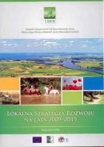 Okładka książki: Lokalna strategia rozwoju na lata 2009-2015
