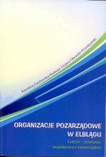 Okładka książki: Organizacje pozarządowe w Elblągu