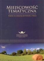 Okładka książki: Miejscowość tematyczna