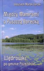 Okładka książki: Między Mamrami a Puszczą Borecką
