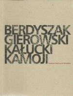 Okładka książki: Berdyszak, Gierowski, Kałucki, Kamoji