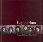 Okładka książki: Lapidarium