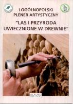 Okładka książki: [Pierwszy] I Ogólnopolski Plener Artystyczny