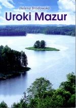 Okładka książki: Uroki Mazur