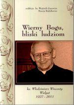 Okładka książki: Wierny Bogu, bliski ludziom