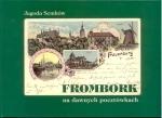 Okładka książki: Frombork na dawnych pocztówkach