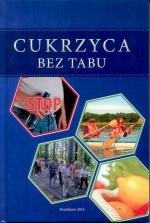 Okładka książki: Cukrzyca bez tabu