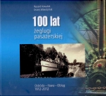 Okładka książki: 100 lat żeglugi pasażerskiej