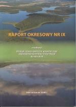 Okładka książki: Raport okresowy nr IX z realizacji Strategii rozwoju społeczno-gospodarczego województwa warmińsko-mazurskiego do roku 2020