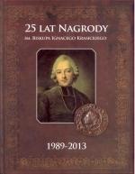 Okładka książki: [Dwadzieścia pięć] 25 lat Nagrody im. Biskupa Ignacego Krasickiego