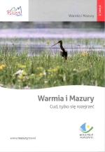Okładka książki: Warmia i Mazury