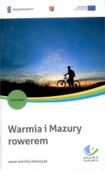 Okładka książki: Warmia i Mazury rowerem