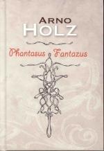 Okładka książki: Phantasus
