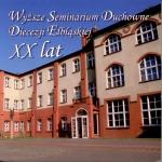 Okładka książki: Wyższe Seminarium Duchowne Diecezji Elbląskiej