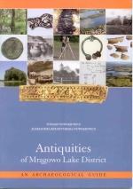 Okładka książki: Antiquities of Mrągowo Lake District