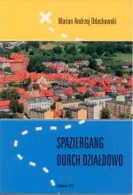 Okładka książki: Spaziergang durch Działdowo