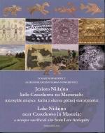 Okładka książki: Jezioro Nidajno koło Czaszkowa na Mazurach