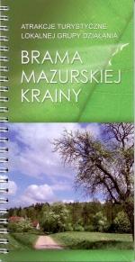 Okładka książki: Atrakcje turystyczne Lokalnej Grupy Działania