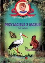 Okładka książki: Przyjaciele z Mazur