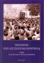Okładka książki: Milenium pod szczególną kontrolą