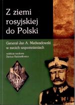 Okładka książki: Z ziemi rosyjskiej do Polski
