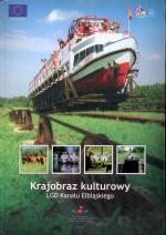 Okładka książki: Krajobraz kulturowy i społeczny Żuław Elbląskich