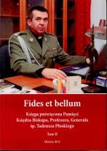 Okładka książki: Fides et bellum