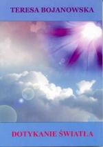 Okładka książki: Dotykanie światła