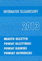 Okładka książki: Informator teleadresowy