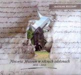 Okładka książki: Historia Muzeum w różnych odsłonach