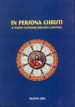 Okładka książki: In persona Christi